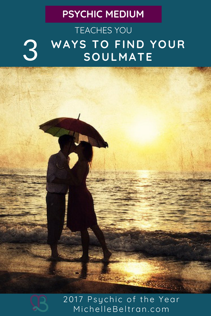 Psychic Medium Shares 3 Ways to Attract Your Soulmate