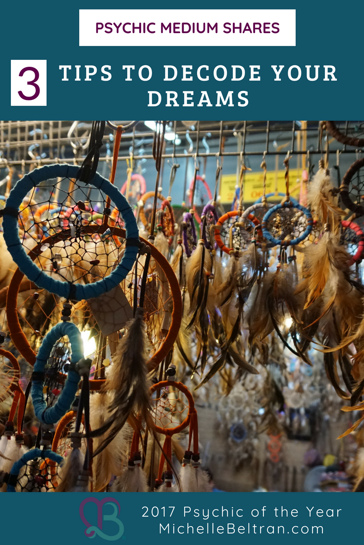 Psychic Medium Shares Tips to Decode Your Dreams