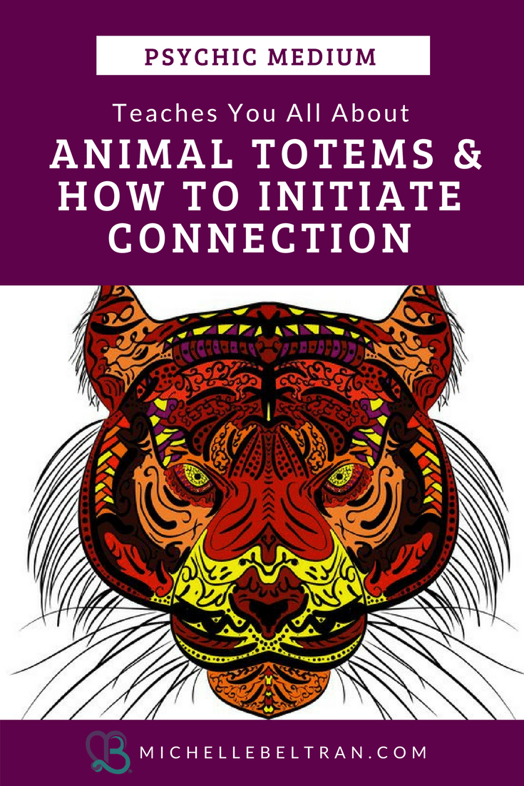 Animal totems may present for long or short periods of time in our lives. They are directly connected to what is presenting now in your life and/or to lessons that are meant for you.