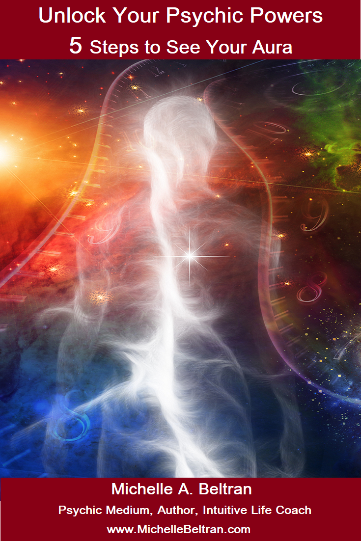 Auric energy is energy generated by conscious, thinking human beings. It is the energy we know as aura. You can use this for overall well being and more!