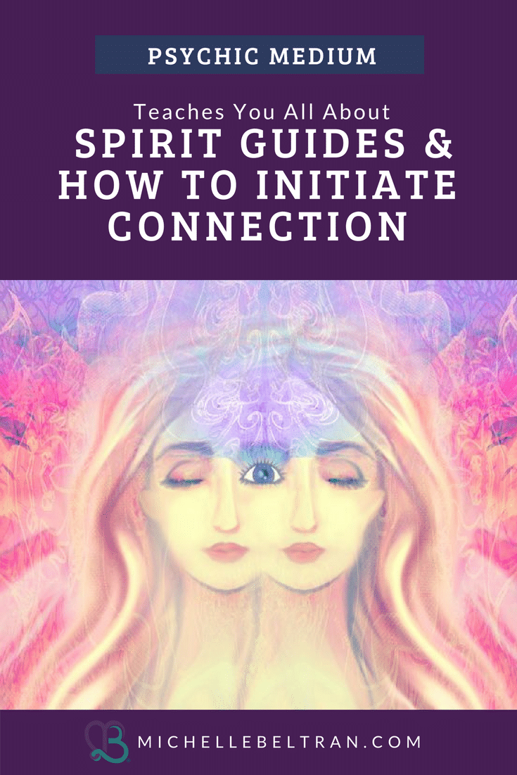 learn how to connect with spirit guide