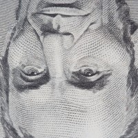 Abraham Lincoln Upside Down