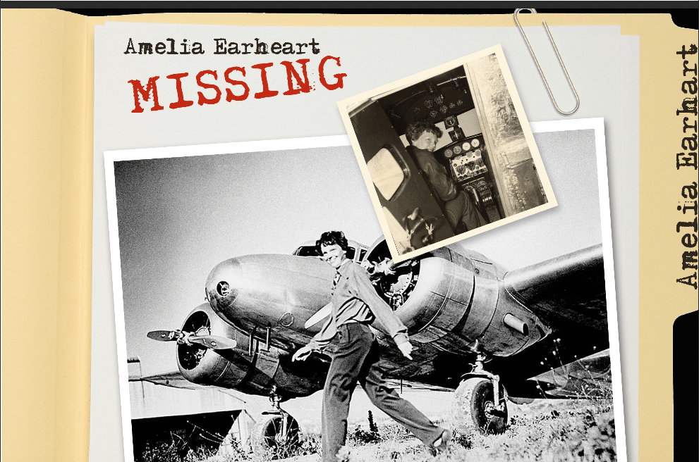 The Search for Amelia Earhart Remote Viewing Protocol