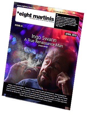 eight martinis issue 9