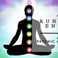 How does running energy assist my psychic abilities?