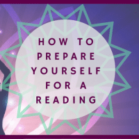 How To Prepare Yourself For A Reading