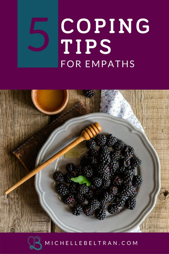 Psychic Medium Gives 5 Powerful Coping Tips For Empaths