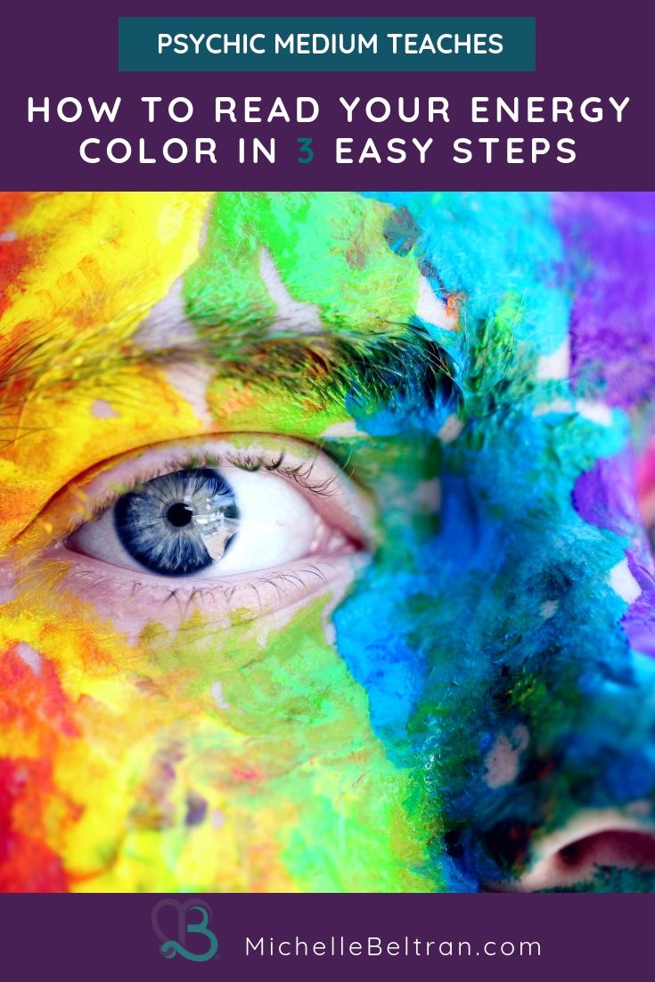 Each person has an aura that reflects his or her personal energy. Click to learn how you—or anyone who desires it—can see and read their own energy colors and/or the energy colors
