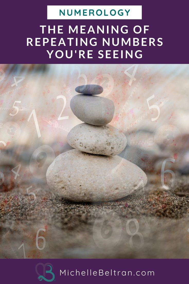 Numbers are the makeup of the universe and so it turns out that numbers are the easiest way for higher realms to get our attention. Learn how to interpret the meaning of repeating numbers you see.